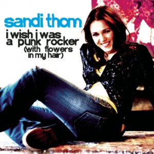 I+Wish+I+Was+A+Punk+Rocker+With+Flowers+In+My+Hair
