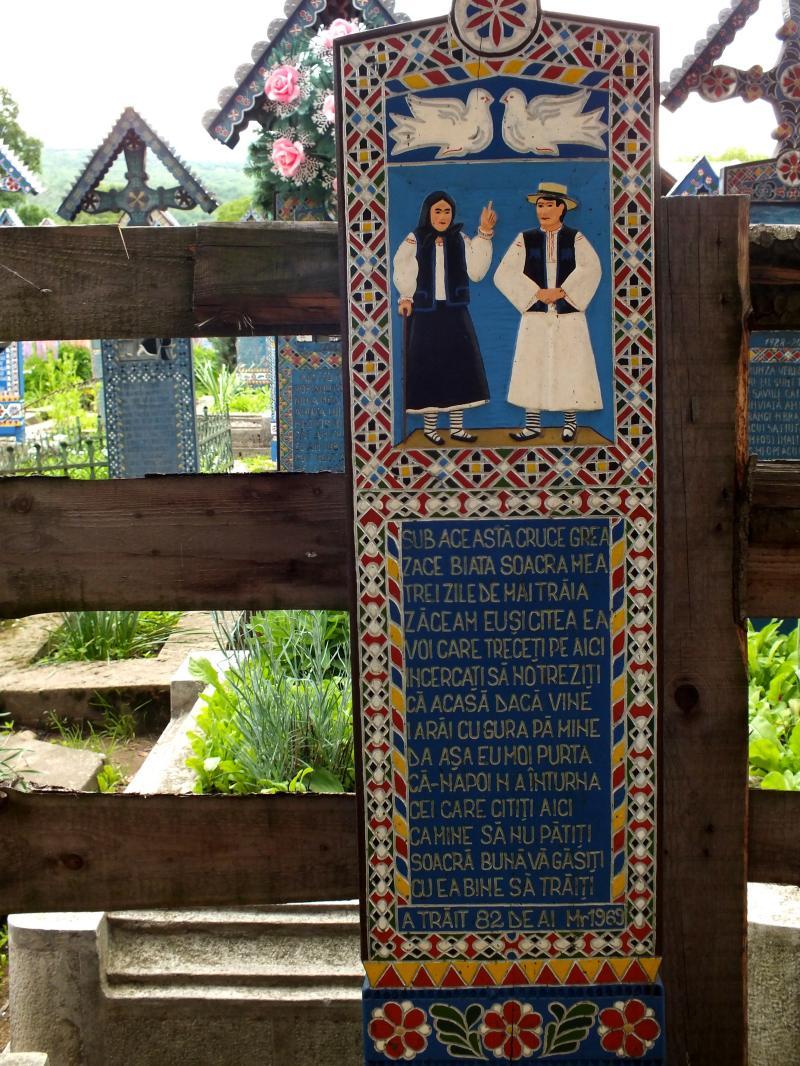 Cimitirul vesel Sapanta7
