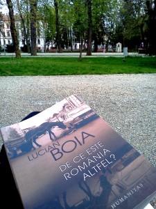 De ce este Romania altfel, Lucian Boia