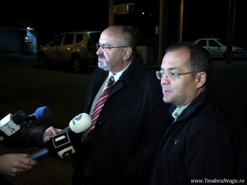 Emil Boc si mistretii in Cluj 2013