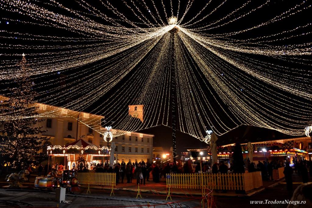 Sibiu Christmas 2013