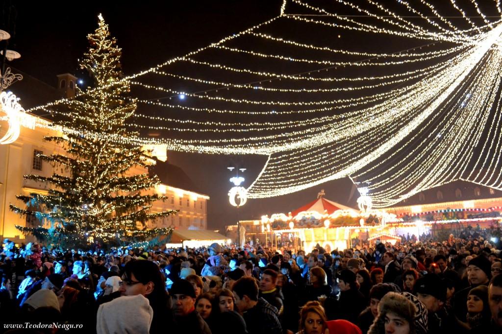 Sibiu revelion 2013 1