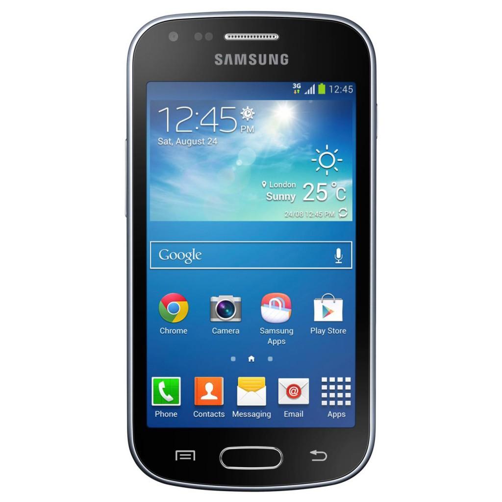 telefon mobil samsung s7580 trend plus black Black Friday