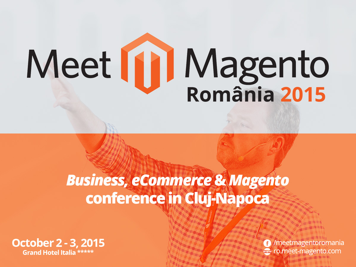 Meet Magento Romania 2015