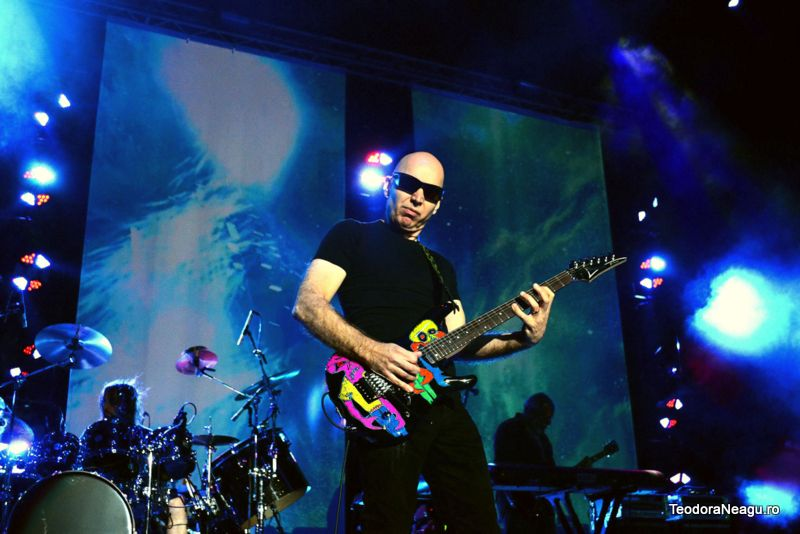 Joe Satriani in Cluj 2015 (6)
