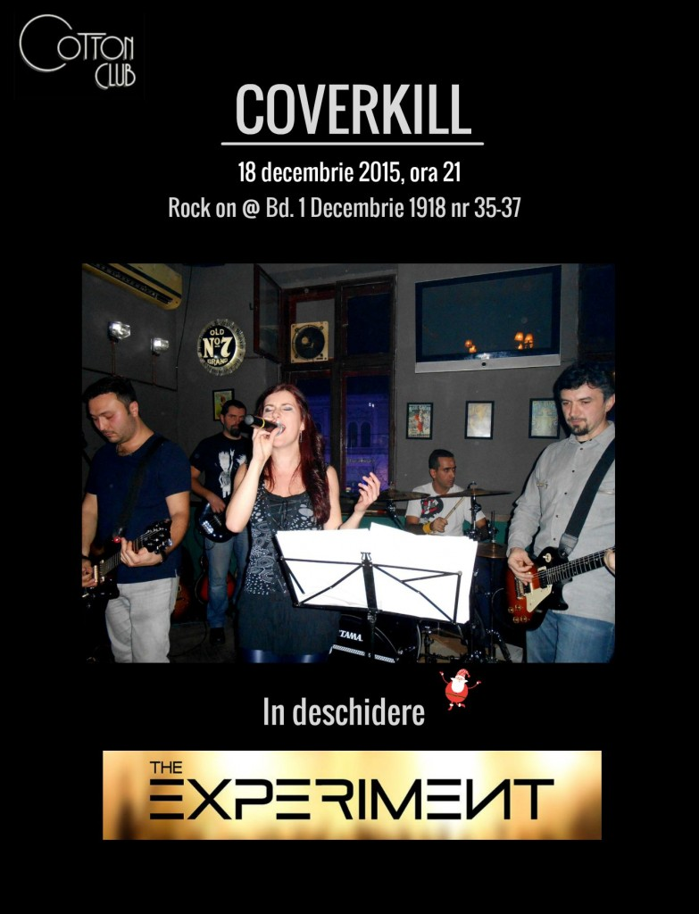 Concert Coverkill