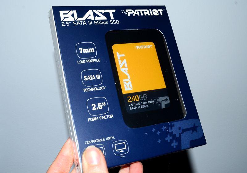 Blast Patriot SATA III teodoraneagu