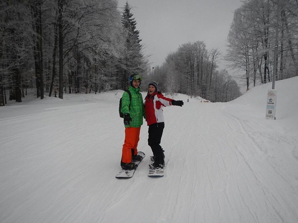 Teodora Neagu Snowboard