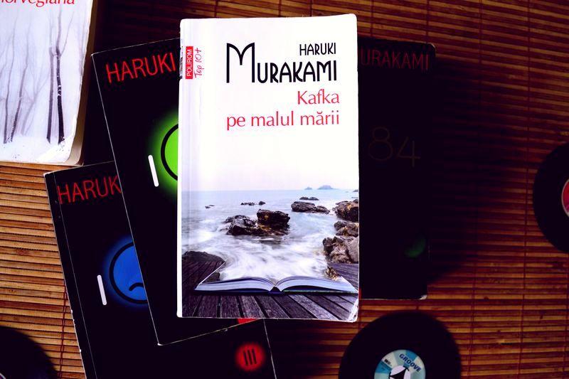 Haruki Murakami Kafka pe malul marii Teodora Neagu