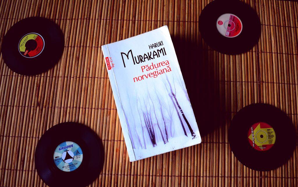 Haruki Murakami Padurea Norvegiana Teodora Neagu